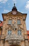 Παλαιός πύργος Rathaus, Βαμβέργη Στοκ Εικόνες