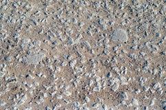 Παλαιός δρόμος βράχων Στοκ εικόνες με δικαίωμα ελεύθερης χρήσης