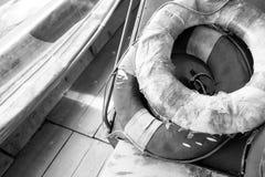 Παλαιός σημαντήρας δαχτυλιδιών Στοκ φωτογραφίες με δικαίωμα ελεύθερης χρήσης