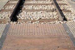 Παλαιός σιδηροδρομικός σταθμός Στοκ Εικόνες
