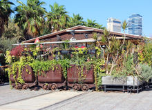 Παλαιός σταθμός τρένου, Τελ Αβίβ Στοκ Εικόνες