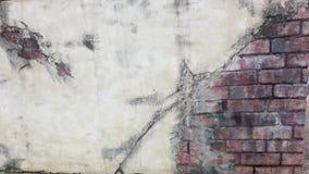 Παλαιός συμπαγής τοίχος Στοκ Εικόνες