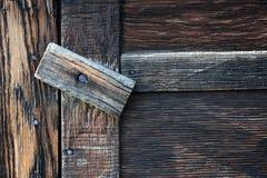 παλαιός σύρτης πορτών Στοκ φωτογραφία με δικαίωμα ελεύθερης χρήσης