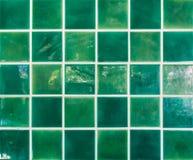 παλαιός τοίχος κεραμιδ&iota Στοκ εικόνα με δικαίωμα ελεύθερης χρήσης