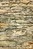 παλαιός τοίχος πετρών κάστ& Στοκ φωτογραφίες με δικαίωμα ελεύθερης χρήσης