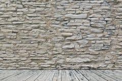 Παλαιός τοίχος πετρών Στοκ Φωτογραφίες