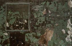 Παλαιός τοίχος σπιτιών Στοκ Εικόνες