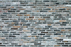παλαιός τοίχος σύστασης τούβλου Στοκ Φωτογραφίες