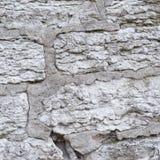 παλαιός τοίχος τεμαχίων τ&o Στοκ Εικόνα