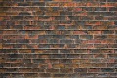 Παλαιός τοίχος των κόκκινων briks Στοκ φωτογραφία με δικαίωμα ελεύθερης χρήσης
