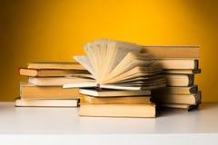 παλαιός τρύγος βιβλίων Στοκ Εικόνα