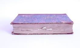 Παλαιός τόμος βιβλίων Στοκ Φωτογραφίες