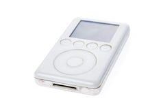 Παλαιός φορέας παραγωγής 15Gb 2003 της Apple iPod κλασικός 3$ος mp3 Στοκ εικόνα με δικαίωμα ελεύθερης χρήσης