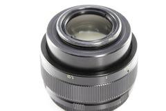 Παλαιός φωτογραφικός φακός/εκλεκτής ποιότητας φακός Slr/85mm F2 στοκ εικόνες