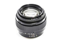 Παλαιός φωτογραφικός φακός/εκλεκτής ποιότητας φακός Slr/85mm F2 στοκ φωτογραφίες με δικαίωμα ελεύθερης χρήσης