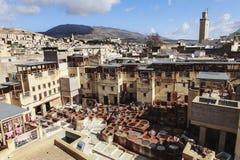 Παλαιός φλοιός του morroco του Fez Στοκ Φωτογραφία