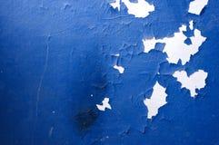 Παλαιός χρωματισμένος τοίχος Στοκ φωτογραφία με δικαίωμα ελεύθερης χρήσης