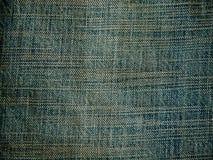 Παλαιός χλωμός - μπλε σύσταση Jean τζιν Στοκ Εικόνα