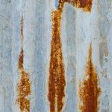 Παλαιός ψευδάργυρος. Στοκ εικόνα με δικαίωμα ελεύθερης χρήσης