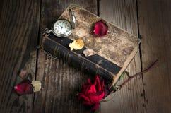 Παλαιός ως χρόνο Στοκ Εικόνες