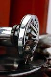 Παλαιός Gramophone φορέας Στοκ Φωτογραφία