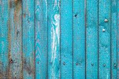 Παλαιός shabby ξύλινος φράκτης Στοκ εικόνα με δικαίωμα ελεύθερης χρήσης