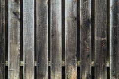 Παλαιός shabby ξύλινος φράκτης Στοκ φωτογραφία με δικαίωμα ελεύθερης χρήσης