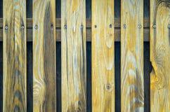 Παλαιός shabby ξύλινος φράκτης Στοκ Εικόνες