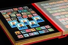 Παλαιότερο διά γραμματόσημο φορέων Στοκ εικόνες με δικαίωμα ελεύθερης χρήσης