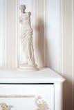 Παλαιό άγαλμα ασβεστοκονιάματος Στοκ εικόνες με δικαίωμα ελεύθερης χρήσης