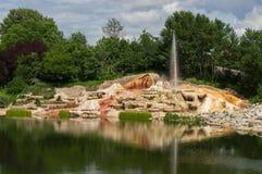 Παλαιό άπιστο geyser Στοκ Εικόνα