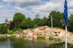 Παλαιό άπιστο geyser Στοκ Εικόνες