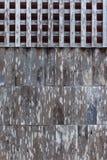 παλαιό δάσος τοίχων στοκ εικόνα με δικαίωμα ελεύθερης χρήσης