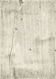 Παλαιό άσπρο ξύλινο υπόβαθρο σύστασης Στοκ εικόνα με δικαίωμα ελεύθερης χρήσης