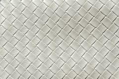 Παλαιό άσπρο leatherette Στοκ εικόνα με δικαίωμα ελεύθερης χρήσης