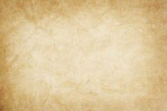Παλαιό έγγραφο του Κραφτ στοκ εικόνα με δικαίωμα ελεύθερης χρήσης