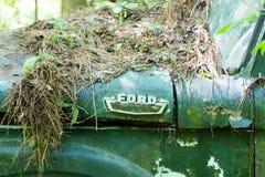 Παλαιό έμβλημα της Ford Στοκ Εικόνες