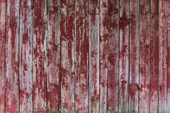 Παλαιό αγροτικό χρωματισμένο με ρωγμές σκοτεινό ξύλινο σύσταση ή υπόβαθρο Στοκ Εικόνα