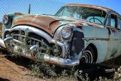Παλαιό αμερικανικό αυτοκίνητο Στοκ φωτογραφία με δικαίωμα ελεύθερης χρήσης