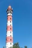 Παλαιό αναγνωριστικό σήμα ναυσιπλοΐας ενάντια στον ουρανό Στοκ Φωτογραφία
