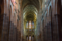Παλαιό αναδρομικό υπόβαθρο εκκλησιών churchold αναδρομικό στο γοτθικό ύφος Στοκ Φωτογραφίες