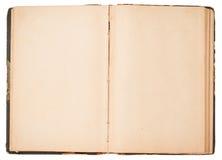 Παλαιό ανοικτό βιβλίο Στοκ φωτογραφίες με δικαίωμα ελεύθερης χρήσης