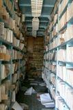 Παλαιό αρχείο Στοκ Εικόνα