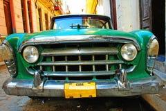 Παλαιό αυτοκίνητο αναδρομικό Στοκ Εικόνες