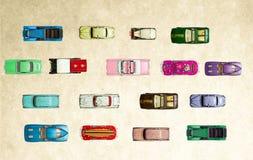 Παλαιό αυτοκίνητο κασσίτερου Στοκ Φωτογραφίες