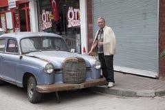 παλαιό αυτοκίνητο παλαιό Στοκ Εικόνα