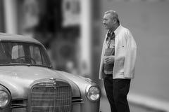 παλαιό αυτοκίνητο παλαιό Στοκ Εικόνες
