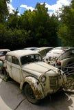 Παλαιό αυτοκίνητο της Ρωσίας Στοκ Εικόνες
