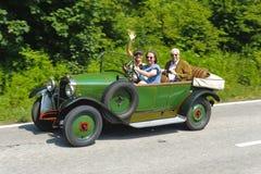Παλαιό αυτοκίνητο χρονομέτρων Στοκ φωτογραφία με δικαίωμα ελεύθερης χρήσης
