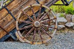 Παλαιό βαγόνι εμπορευμάτων στοκ εικόνες με δικαίωμα ελεύθερης χρήσης